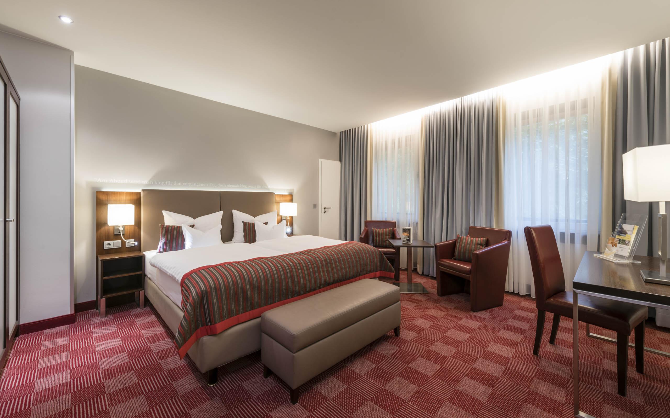 Superior Doppelzimmer, Hotel Coburg, Hotel Stadt Coburg
