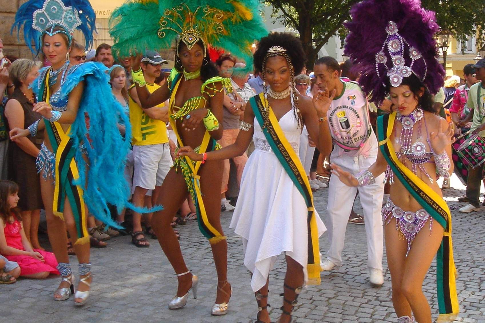 Samba Festival Coburg Hotel Stadt Coburg