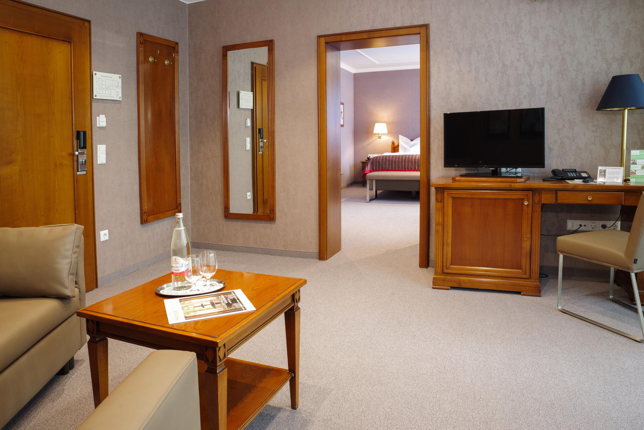 Suite Hotel Stadt Coburg
