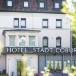 Frontansicht Hotel Stadt Coburg, Ringhotels Coburg