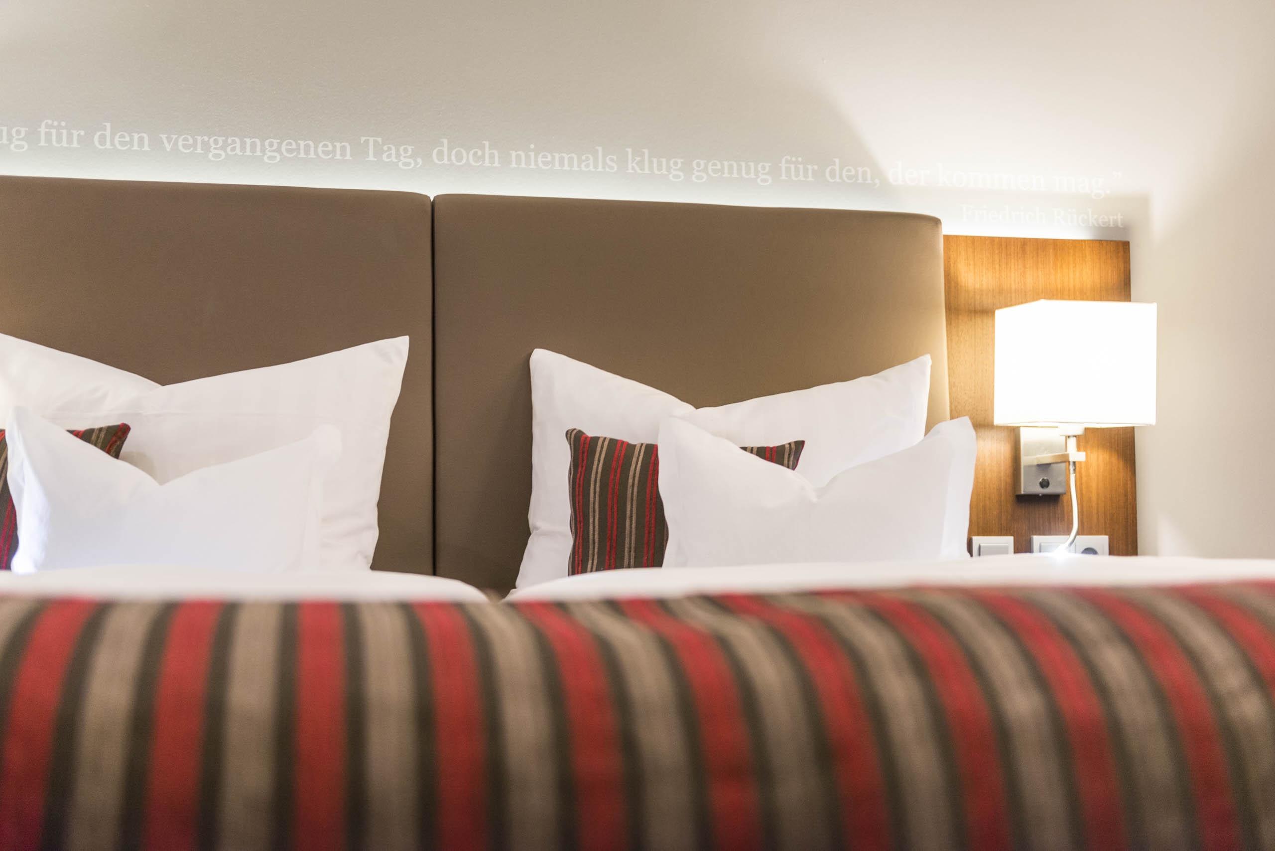 Hotel Coburg, Hotel Stadt Coburg, Doppelzimmer Standard Frontansicht
